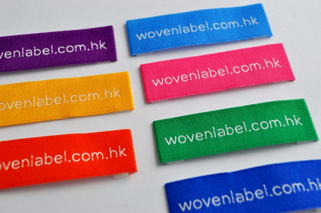 Name Woven Labels Iron On Name Labels Custom Name Labels