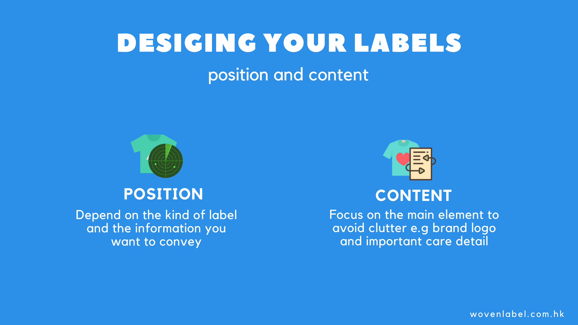 1bc5bf7d6 Now we have explained the manufacturing options in terms of types of labels,  however your design process is just as important to us!
