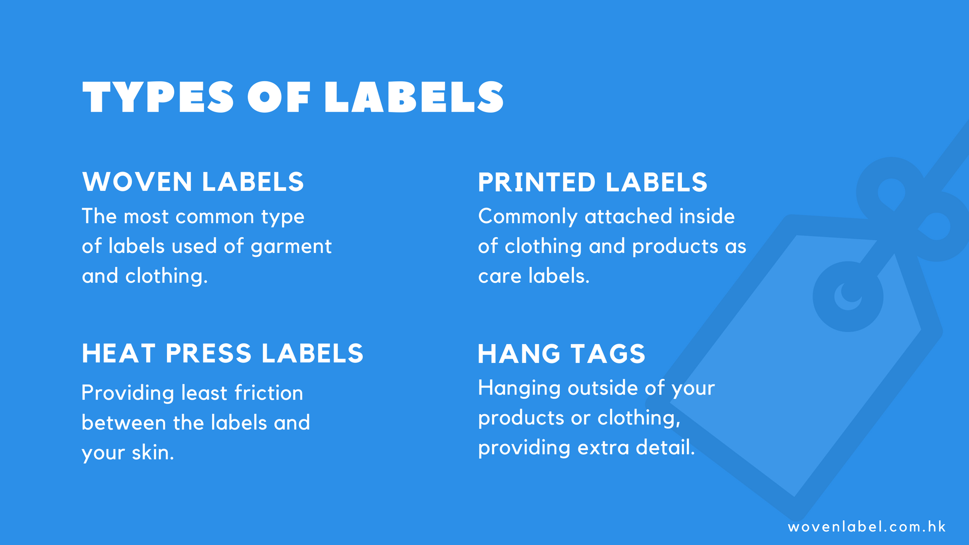 Brand And Clothing Labels The Definitive Guide