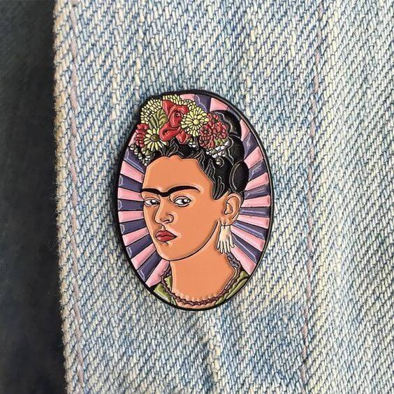 Frida Pin by BRK House
