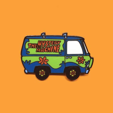 Mystery Machine by The Tangerine Fox