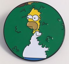 Homer Pin by Pindependent