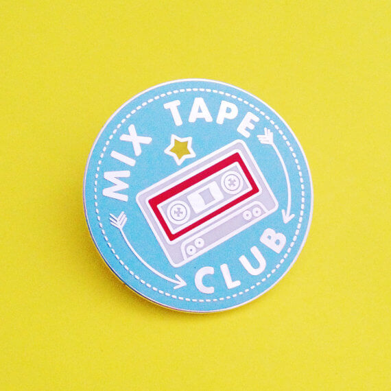 Mix Tape Club by Fairy Cakes
